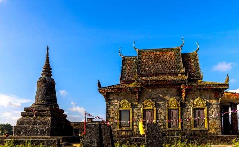 Kampot et son charme colonial