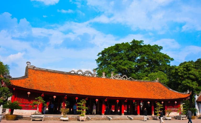 Arrivée à Hanoi et première découverte