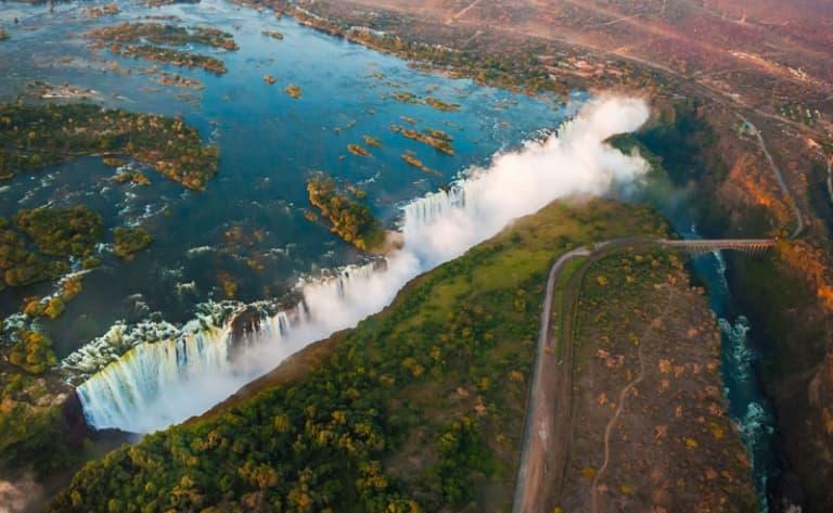 Départ du Zimbabwe