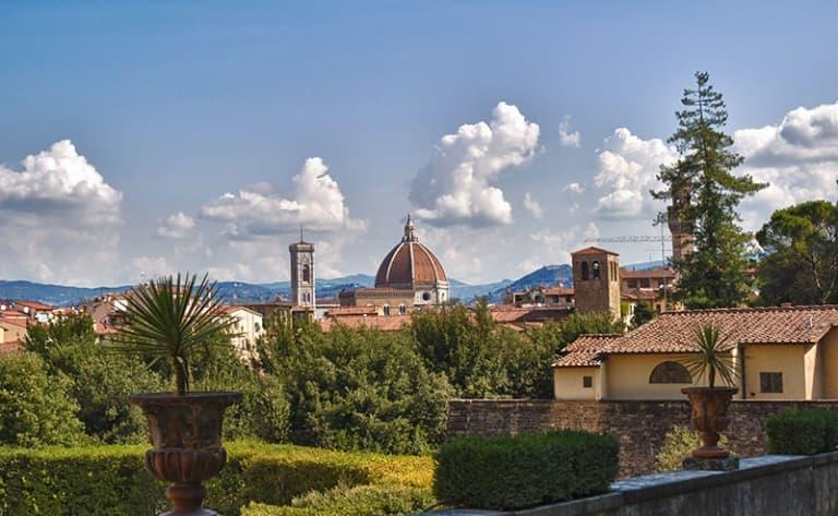 Florence, chef d'œuvre de la renaissance