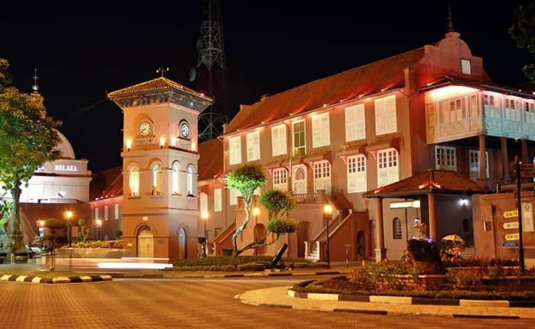 Les trésors de Malacca