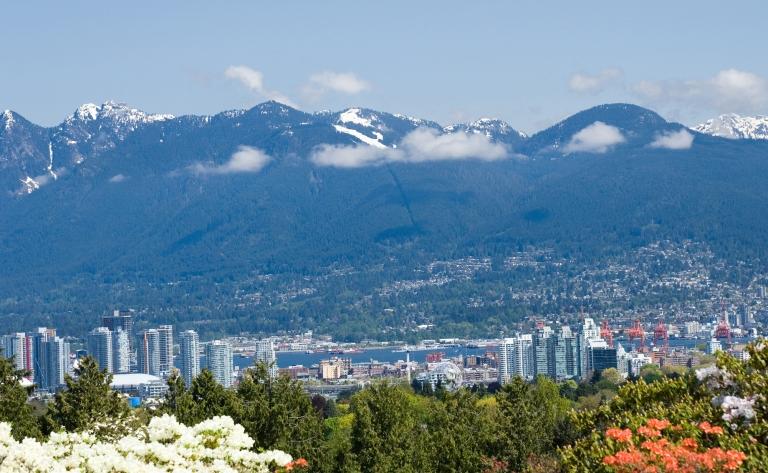 Bienvenue à Vancouver
