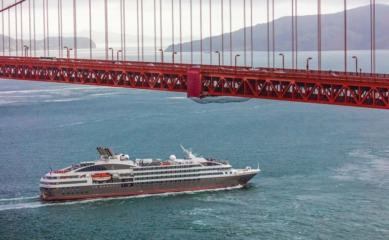 Bienvenue à San Francisco !