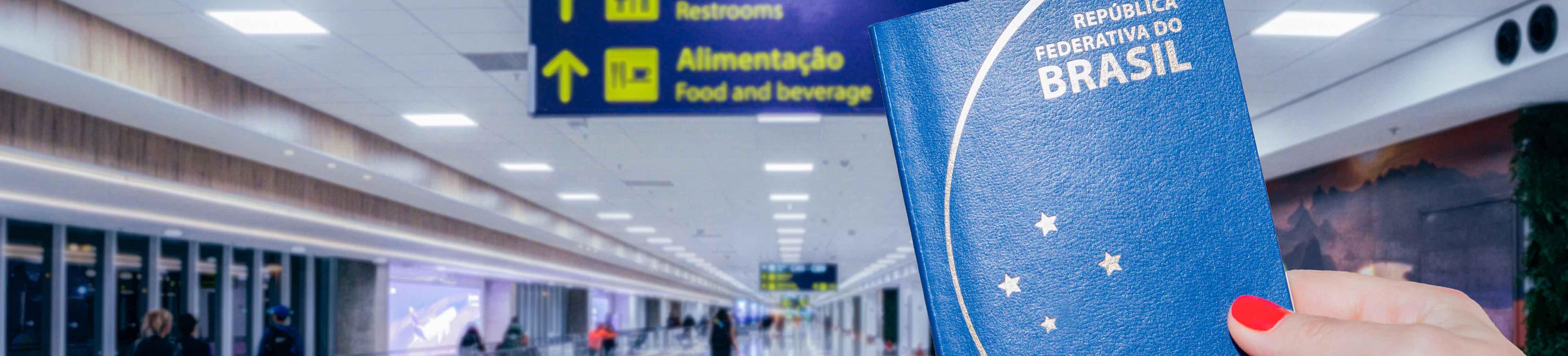 Visa pour le Brésil depuis la France