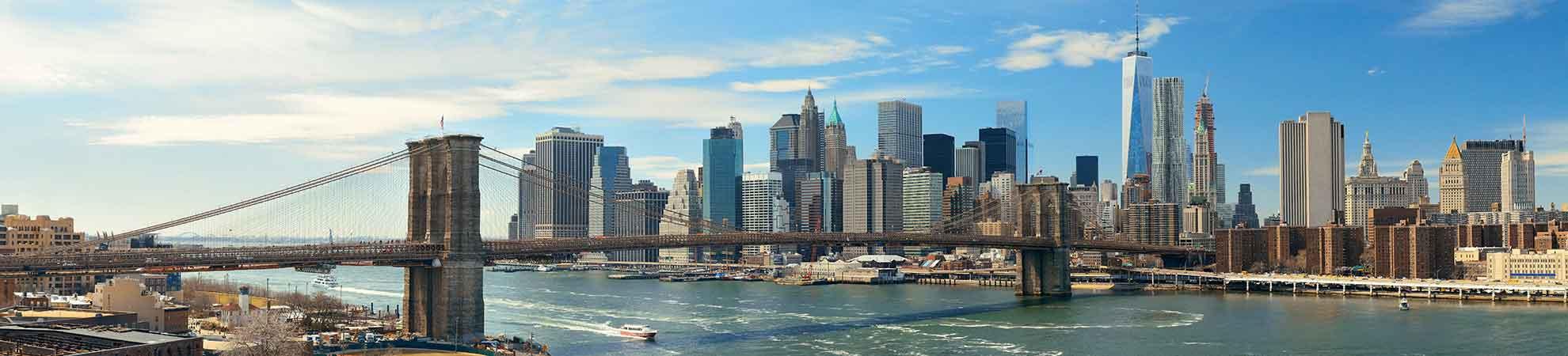 Voyage organisé New York